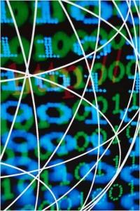 Image of digital graphics