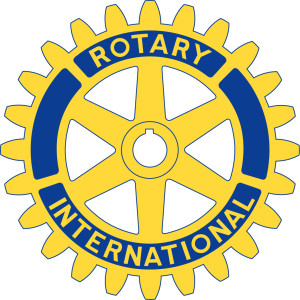 Rotary wheel - logo of Rotary International